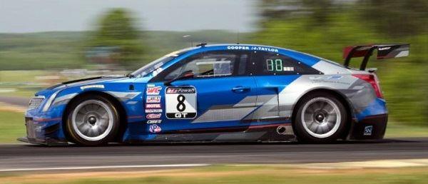 Cadillac V Club Cadillac Racing Second Podium At Vir Pirelli