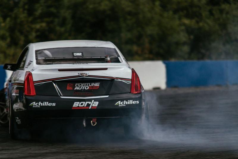 Cadillac V Club Formula Drift News